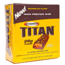 Titan Bar, Brownie Nut (12 pack)