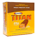 Titan Bar, Chocolate Peanut Butter Crunch (12 pack)