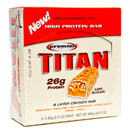 Titan Bar, Vanilla Caramel Nut (12 pack)