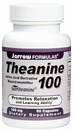 Theanine, 100mg, 60 capsules