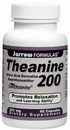 Theanine, 200mg, 60 capsules