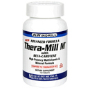 Thera-Mil with Beta Carotene, 130 Tablets