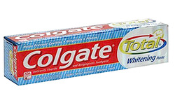 Colgate- Total Whitening Tooth Paste, 4.2oz