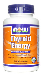 Now Foods- Thyroid Energy, 90 vegetarian capsules