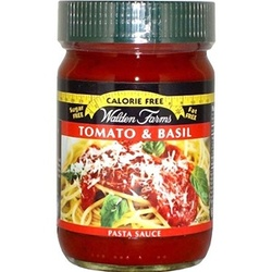 Walden Farms- Tomato Basil Sauce, 12oz