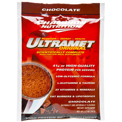 Champion Nutrition- Ultramet, Chocolate (60 pack)