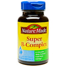 Vitamin B Super Complex, 60 Softgels