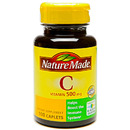Nature Made- Vitamin C 500mg, 100 Caplets