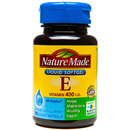 Vitamin E-400IU Dl-Alpha, 100 Softgels