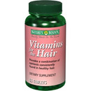 Vitamins for the Hair, 65 tablets
