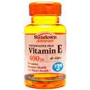 Vitamin E-400IU, Synthetic, 75 softgels
