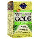 Vitamin Code, Raw B-Complex, 60 vegetable capsules