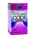 Vitamin Code, Women, 120 vegetable capsules