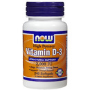 Vitamin D-3, 2000IU, 240 softgels