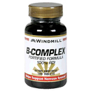 Vitamin B-Complex Fortified Formula, 100 Tablets