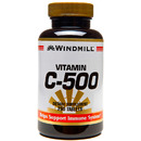 Vitamin C, 500mg, 250 Tablets