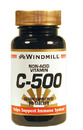 Vitamin C, 500mg Non-Acid, 60 Tablets
