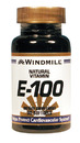 Vitamin E-100IU (Natural), 90 Softgels