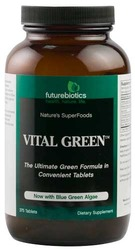 Futurebiotics- Vital Green, 375 tablets