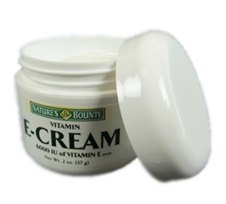 Nature's Bounty- Vitamin E Cream 6,000 IU, 2oz