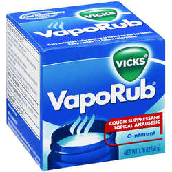 Vicks- VapoRub, 1.76oz