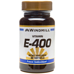 Windmill- Vitamin E-400 IU, 90 Softgels