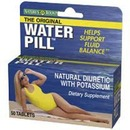 Water Pill with Potassium tablets, 50 tablets