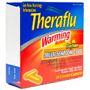 Warming Relief Daytime, Multi-Symptom, Cold, 24 Caplets