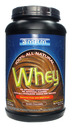 MRM- Whey, All Natural, Dutch Chocolate, 2.02lbs