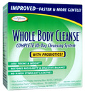 Whole Body Cleanse, Complete Cleansing System, 1 Kit
