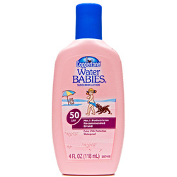 Coppertone- Water Babies, SPF 50, 4oz