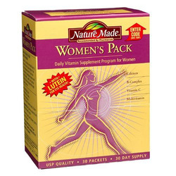 Nature Made- Women'S Pack 30 Days, 30 Bags