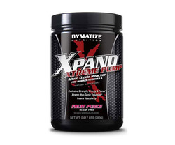 Dymatize- Xpand Extreme, Fruit Punch, 1.76lbs