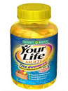 Your Life, Multi Teen Gummies, 70 Gummies