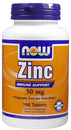 Zinc Gluconate, 50mg, 250 tablets