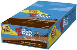 Clif Kid- ZBar, Chocolate Brownie (18 pack)