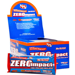 VPX- Zero Impact Bar, Pumpkin Supreme (12 pack)