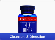 Cleansers and digestion