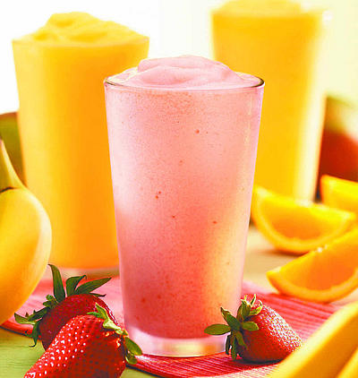 healthy smoothie is one of the best ways for you to get the ...