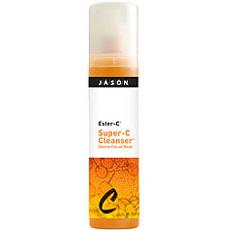 face wash-ester-c-super-c-cleanser-facial-wash-jason-natural