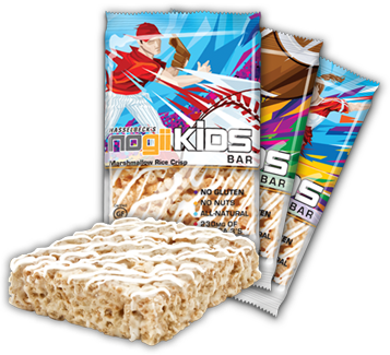 nogii bars for kids